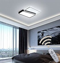 LED Modern Deckenleuchte Dimmbar Wohnzimmer Flur