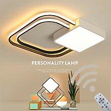 LED Modern Deckenleuchte Dimmbar Wohnzimmer
