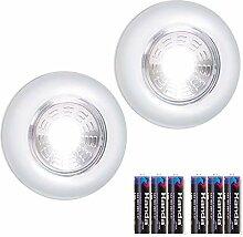 LED-Nachtlicht, batteriebetrieben, kabellos,