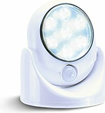 LED Nachtlicht Bewegungsmelder Batterie   LED