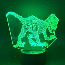 LED Nachtlicht Lampe Raum Farbe ändern mit