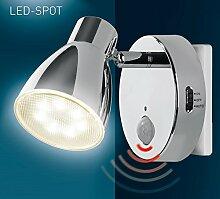 LED Nachtlicht mit Automatikfunktion direkt 230V