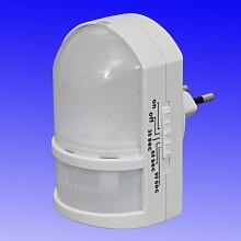 LED Nachtlicht mit Bewegungsmelder -