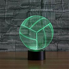 Led Nachtlicht Scheinwerfer 3D Led Neuheit