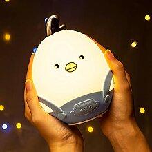 LED-Nachtlichter für Kinderzimmer, süßes