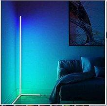 LED nordische Farbwechsel RGB Eck-Stehleuchte