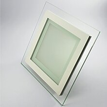 LED Panel 12W ECKIG quadratisch neutralweiß
