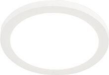 LED Panel Einbau oder Aufbau weiß 18W inkl. LED -