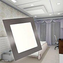 LED Panel Einbaustrahler Spot Einbauspot