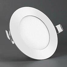 LED Panel Leuchte Dimmbar Deckenlampe Rund