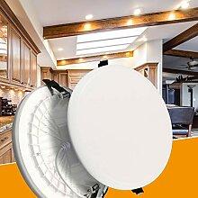 LED Panel RANDLOS flach Einbaustrahler Spot