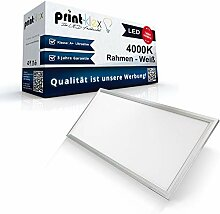 LED Panel Ultraslim 30 x 60cm Deckenlampe