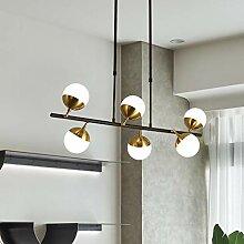 LED Pendellampe Moderne Esstisch Pendelleuchte