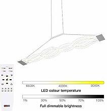 LED Pendelleuchte Dimmbar Höhenverstellbar