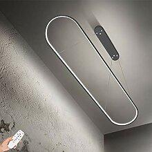 LED Pendelleuchte Oval Esstisch Hängelampe