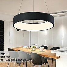 LED Pendelleuchte Rund Hängelampe Modern 1 Ring