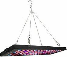 LED Pflanzenlampe 40W,Sunpion Zimmerpflanzen Wachstumslampe Vollspektrum LED Grow Lampe Pflanzenlicht für Treibhaus Zimmerpflanzen Hydrokultur Gemüse und Blumen (40W)