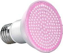 LED-Pflanzenlampe für E27 Fassungen, mit 168