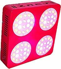 LED Pflanzenlampe Vollspektrumanlage mit 110W