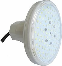 LED Pool Scheinwerfer RGB multicolor 12VAC