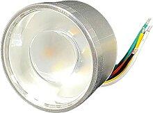 LED RGB-CCT WRGBWW Einbaustrahler 12V 4W