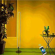 LED RGB Stehleuchte Eckleuchten Smart Stehlampe