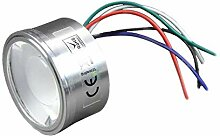 LED RGBWW RGBW Einbaustrahler 12V 4W Farbwechsel
