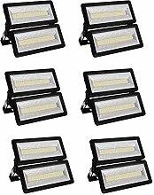 LED Scheinwerfer 100w, Kaltweiß LED