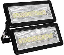 LED Scheinwerfer 100w, Warmweiß LED
