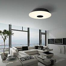 Led-Schlafzimmer Licht einfache moderne Balkon lampe Korridor Korridor gang Wohnzimmer beleuchtung LEDAcrylic Deckenleuchten 30 * 6 cmwarm Light 18w