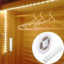 LED Schrankbeleuchtung,LUXJET® 45LED 150cm LED