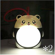 LED-Schrankbeleuchtung Wandlampe Scheinwerfer