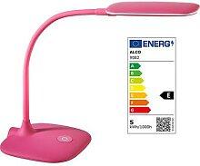 LED-Schreibtischlampe, pink