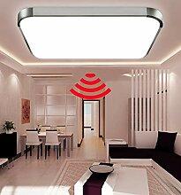LED Sensor Deckenleuchte Deckenlampe Radar