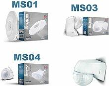 LED Sensor Leuchten Einbaustrahler Lampe