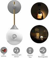 LED Sensor Nachtlicht,Sensor Nachtlampen