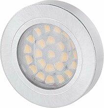 LED Slim Möbel Aluminium Aufbaustrahler 12V