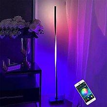 LED Smart Stehlampe 20W mit RGB Deckenfluter