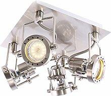 LED SMD 1x3W 2x3W 3x3W 4x3W Wandlampe Deckenlampe