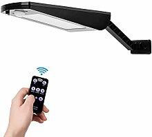 LED Solarleuchten Außen, 66 LED Solarlampe