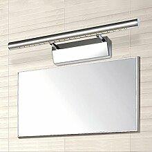 LED-Spiegel Frontleuchte modern minimalistischen Bad Spiegel Schrank Lampe Wand Lampe Make-up Spiegel ( größe : 70*11cm )