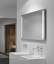 LED-Spiegel Talos Light– Warmweiß beleuchteter