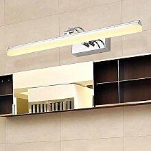 LED-Spiegel Vordere Lampe Badezimmer Make-up-Lampe