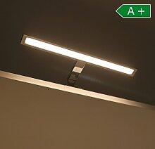 LED Spiegelbeleuchtung 300mm Badleuchte IP 44 Spiegelleuchte Spiegelschrank Badezimmer