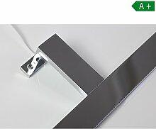 LED Spiegelbeleuchtung 400mm Badlampe IP44 Spiegelleuchte Spiegelschrank Bad