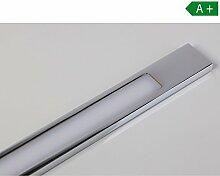 LED Spiegelbeleuchtung 40cm Badleuchte IP44 Spiegellampe Wandleuchte Badezimmer