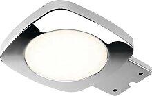 LED Spiegelleuchte CLOUD, 4W, warmweiß, IP 44, ohne Vorschaltgerät