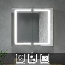 LED Spiegelschrank Bad Badezimmerspiegel