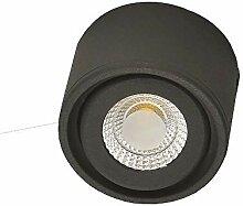 LED Spot Anzio in Anthrazit | Esszimmer-Leuchte