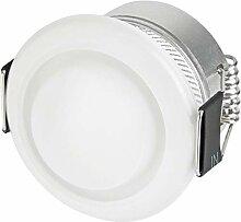 LED Spot Einbaustrahler 3W IP44 Dimmbar -